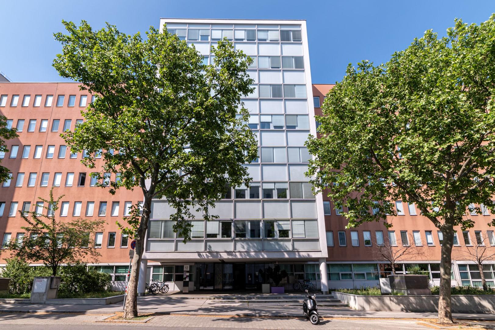 Gebäude Dermatologie 11, 1100 Wien, Brehmstraße 13